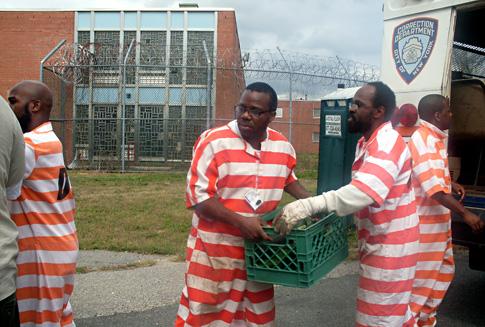 Prison – Modern Day Slavery