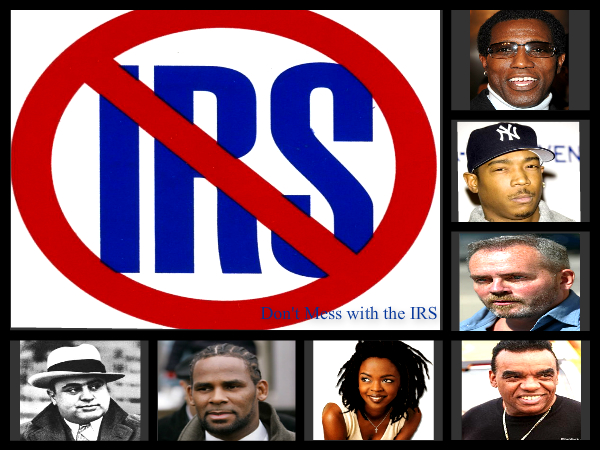 IRS Roulette:The Prison Shuffle, Who's Next?