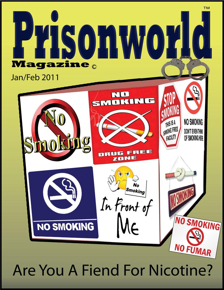 #Prisonworld Magazine – Flashback Issue JanFeb 2011