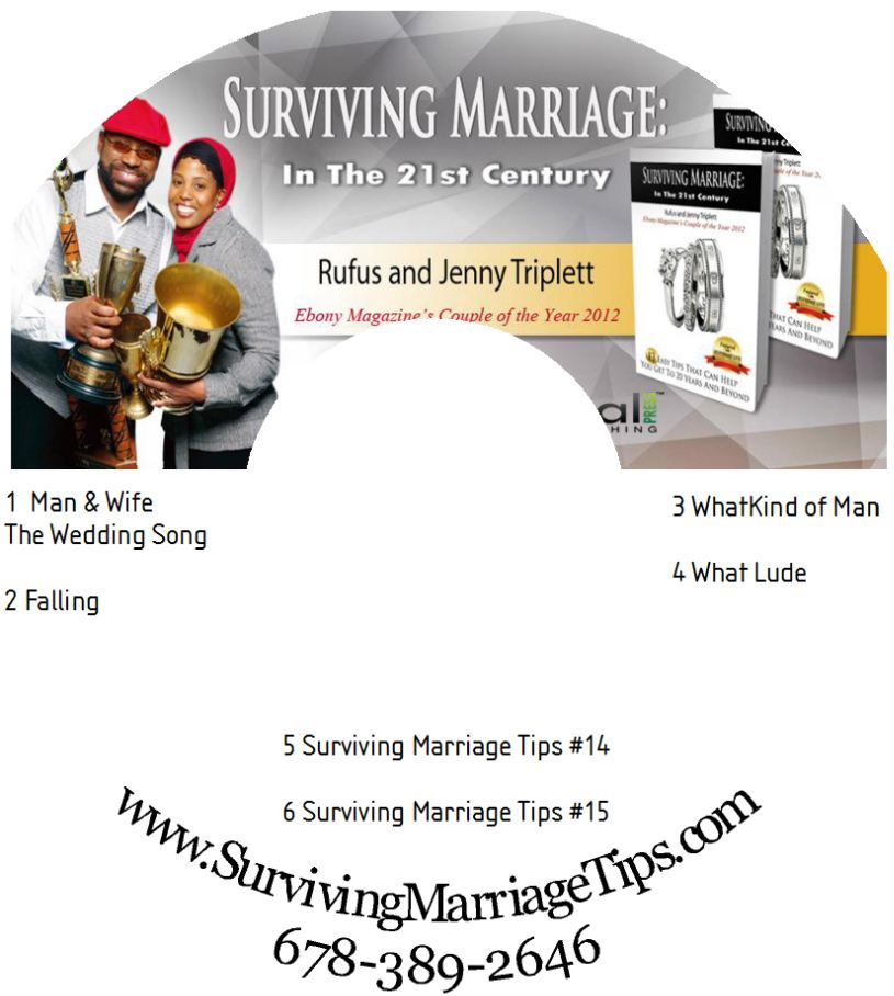 Surviving Marriage Tips Bonus CD on Surviving Marriage Tips.com