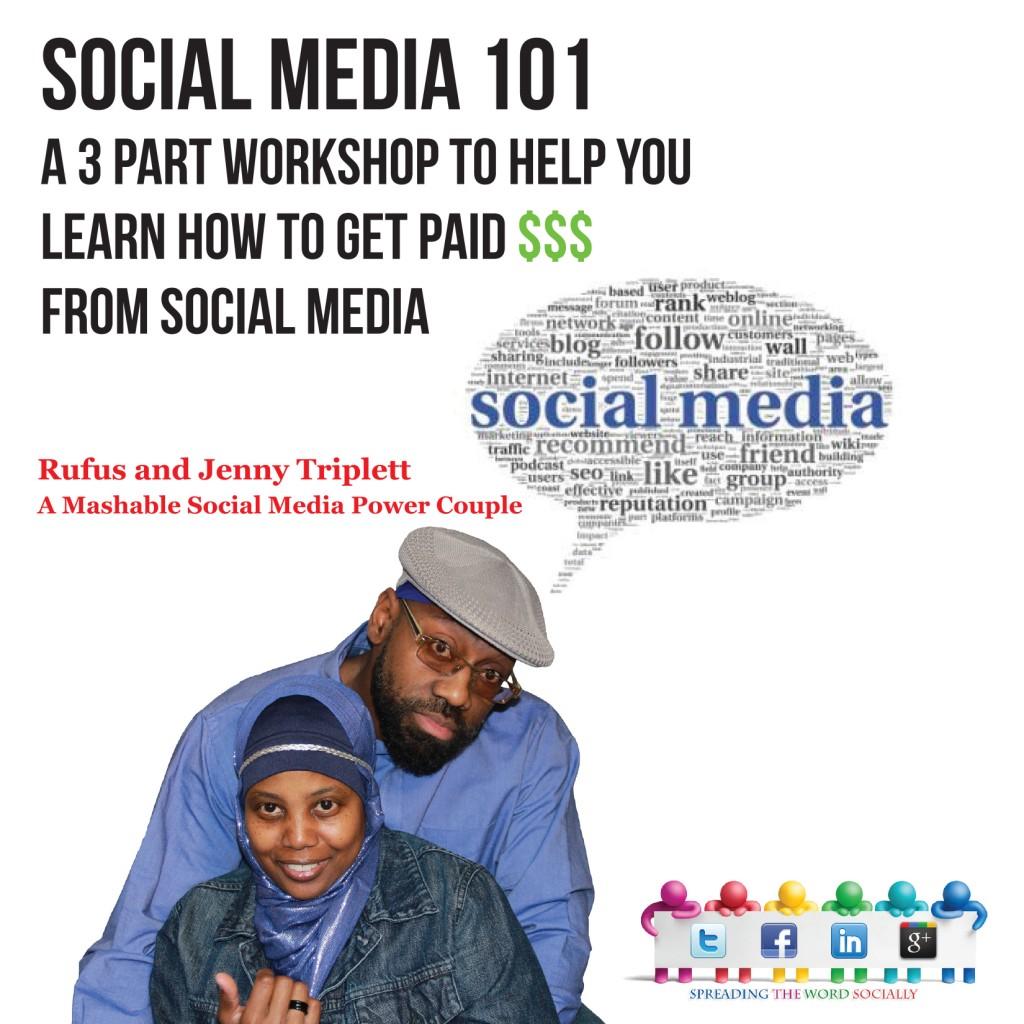 Social Media Workshop on RufusandJenny Triplett.com