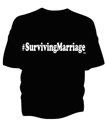 Surviving Marriage Hashtag