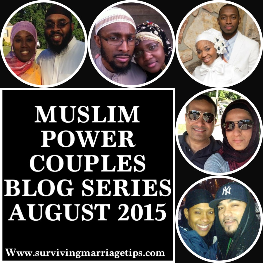 Muslim Power Couples – The Blog Series August 2015