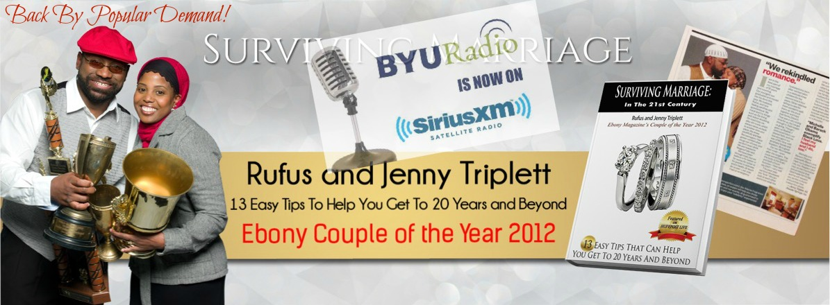 Surviving Marriage on BYU Radio – Back By Popular Demand!
