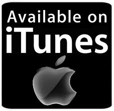 ITunes logo on Rufus and Jenny Triplett.com