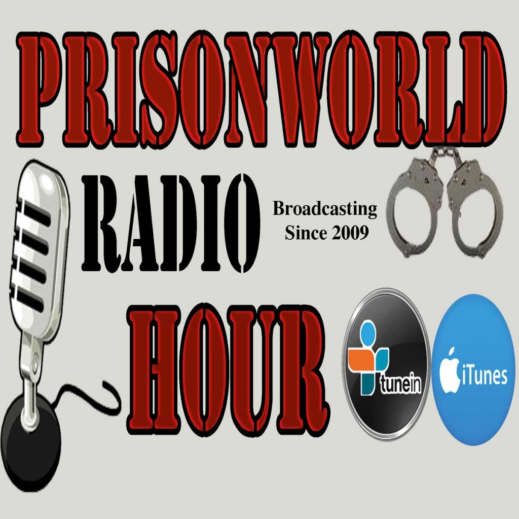 Prisonworld Radio Hour on Rufus and Jenny Triplett.com