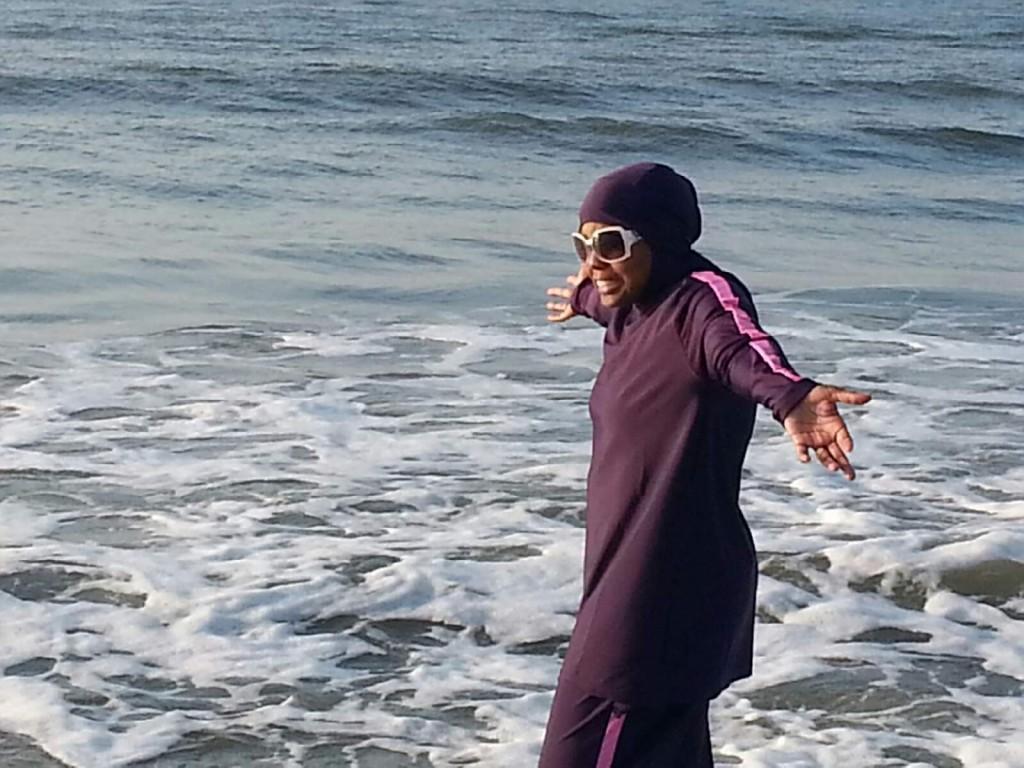 jenny triplett, muslim in america, being black and Muslim, bhurkini ban, rufus and jenny, muslim culture