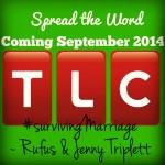 Jenny and Rufus Triplett TLC Show Promo on Rufus and Jenny Triplett.com