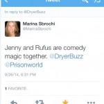Jenny and Rufus Triplett Twitter Feedback from TLC Special